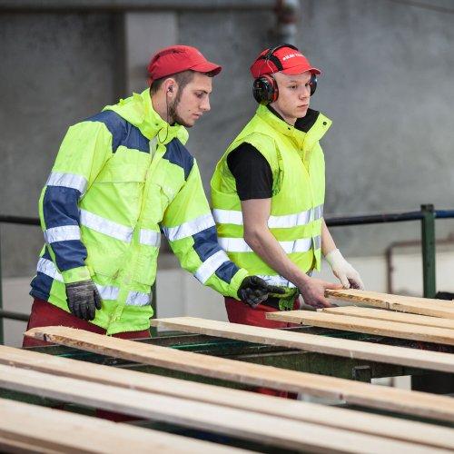 Holzbearbeitungsmechaniker-in - Ilim Timber